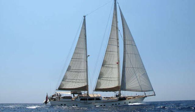 Spirit of the East Charter Yacht