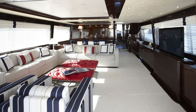 Princess 95 Charter Yacht - 3