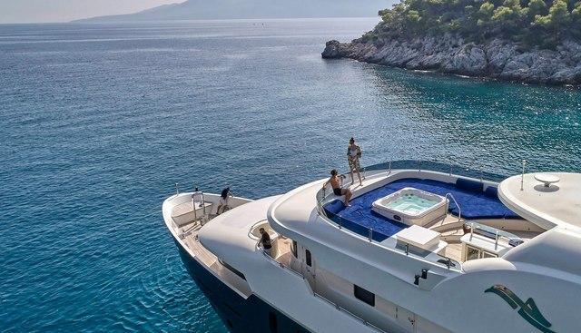Serenity II Charter Yacht - 2