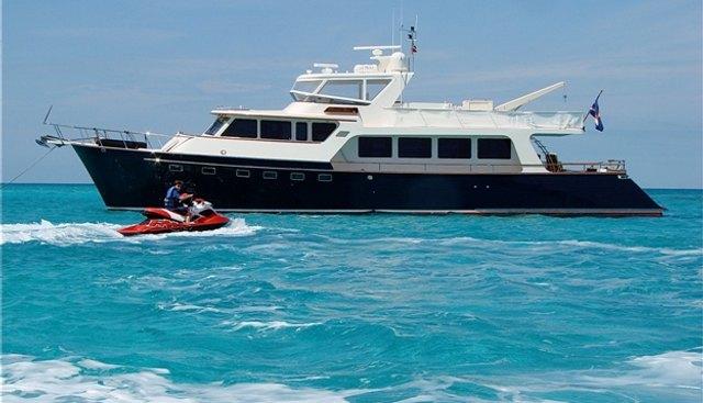 Alexandra Bear Charter Yacht