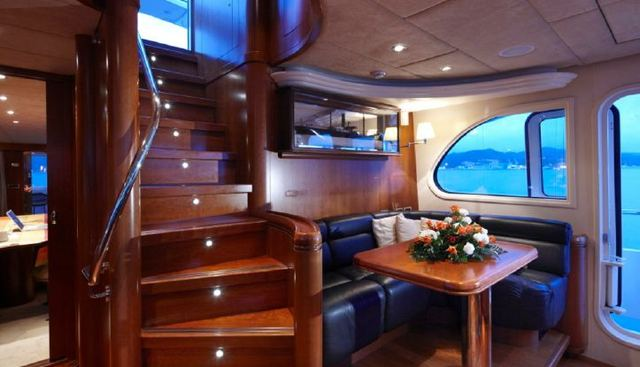Moon River Charter Yacht - 6