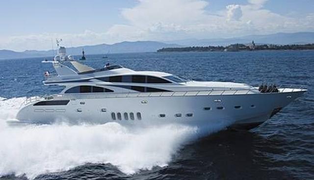 Skiant Charter Yacht - 2