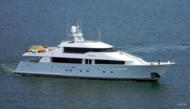 Tsalta Charter Yacht - 3
