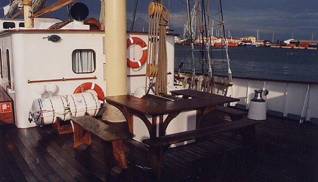 Blue Clipper Charter Yacht - 2
