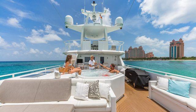 Rogue Charter Yacht - 3