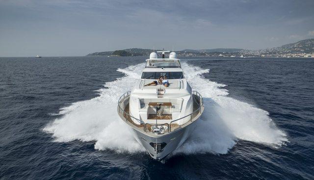 Mr K Charter Yacht - 3