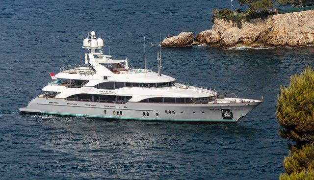 Justa Delia Charter Yacht