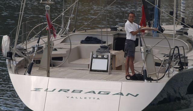 Zurbagan Charter Yacht - 5