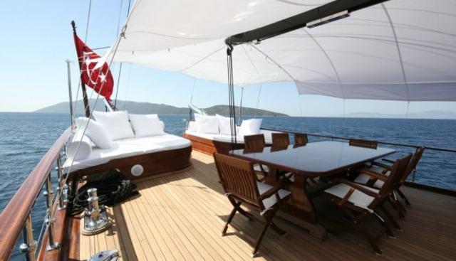 Princess Karia IV Charter Yacht - 3