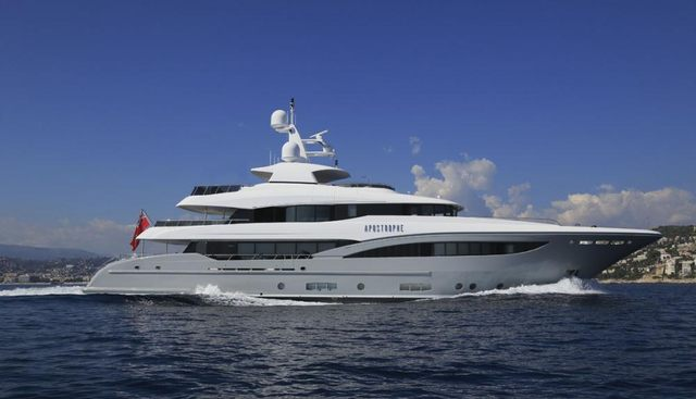 Apostrophe Charter Yacht - 4