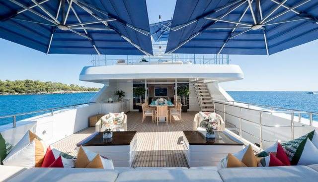 Clicia Charter Yacht - 4