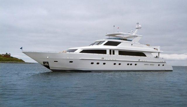 Brandi Wine Charter Yacht - 2