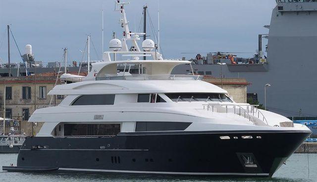 Status Quo Charter Yacht