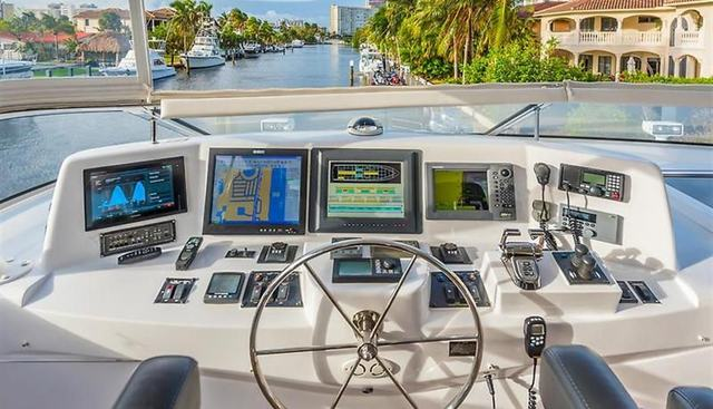 Bright Star Charter Yacht - 5