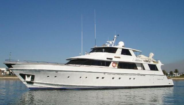 Southern Cross II Charter Yacht
