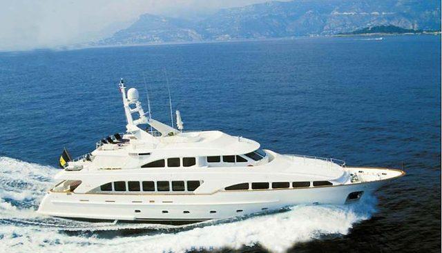 Aquabella Charter Yacht