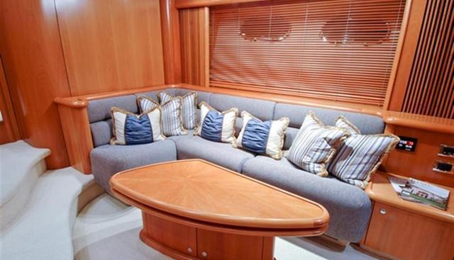 Carnivore Charter Yacht - 5