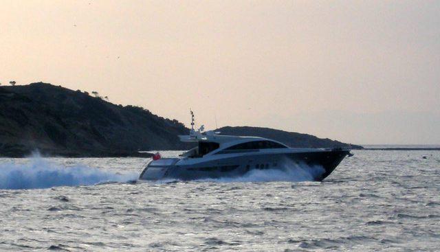 Thalaris Charter Yacht