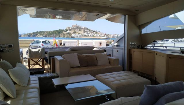 Halley Charter Yacht - 7