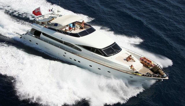 Jackie One Charter Yacht