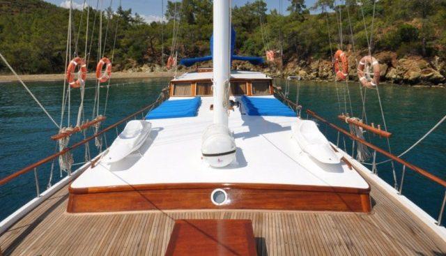 Salmakis Charter Yacht - 4