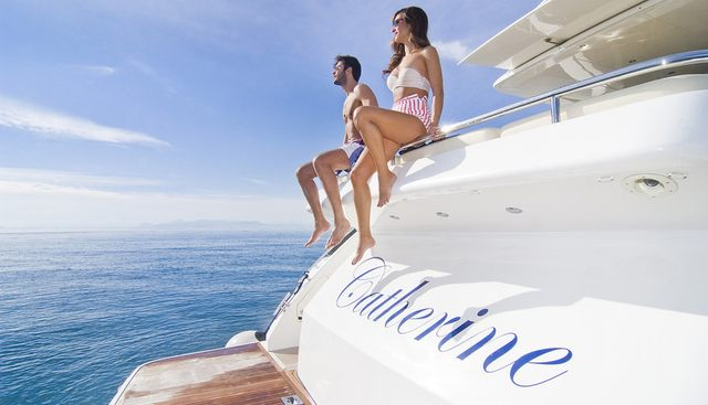 Catherine Charter Yacht - 5