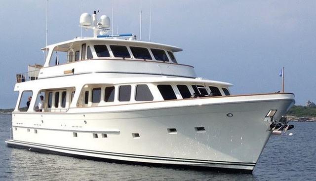 Libert-Y Charter Yacht - 3