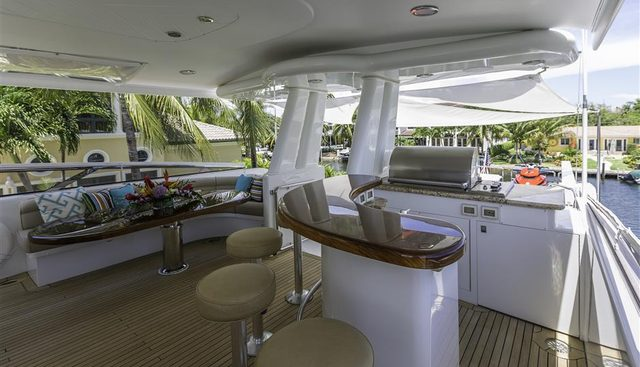 Something Southern Charter Yacht - 4