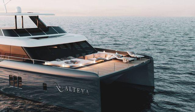 Alteya Charter Yacht - 4
