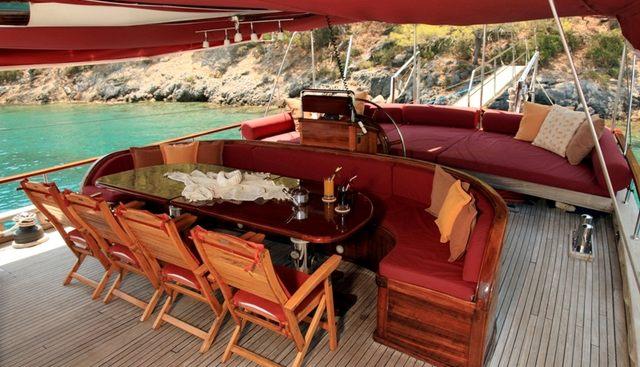Kirke Charter Yacht - 8
