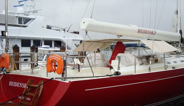 Heidenskip 84 Charter Yacht - 3