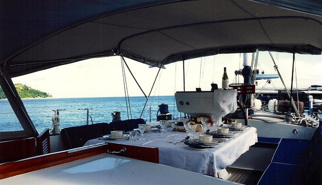 High Aspect Charter Yacht - 4