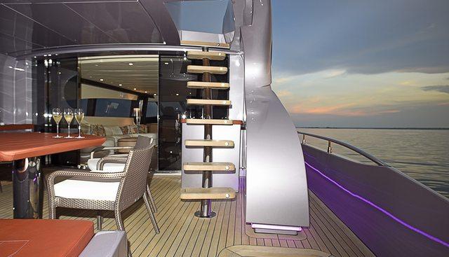 Silver Mama Charter Yacht - 4