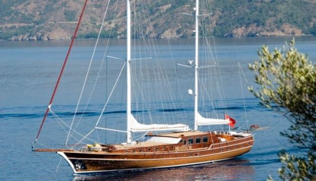 Queen Of Karia Charter Yacht - 5