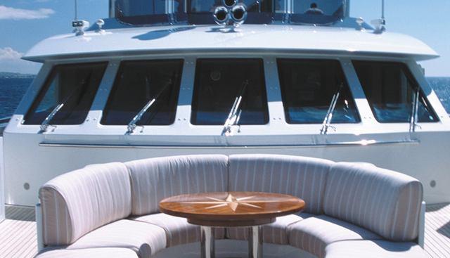 Alexandra Charter Yacht - 8