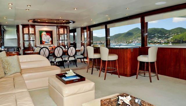 Le Reve Charter Yacht - 4