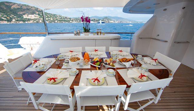 Cornelia Charter Yacht - 5
