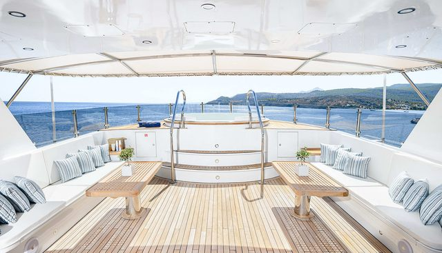 Wind of Fortune Charter Yacht - 2