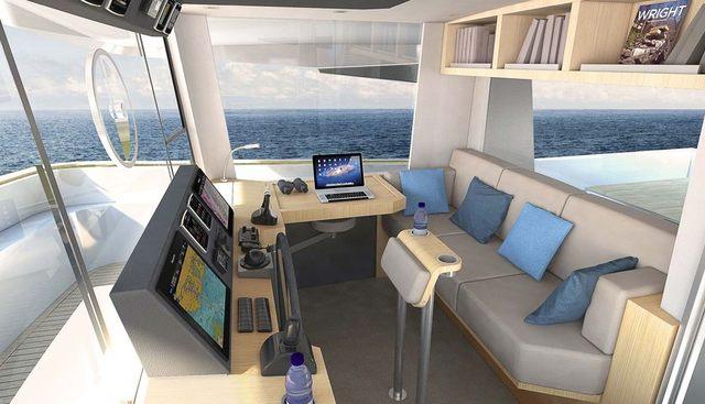 Long Island 78 Charter Yacht - 7