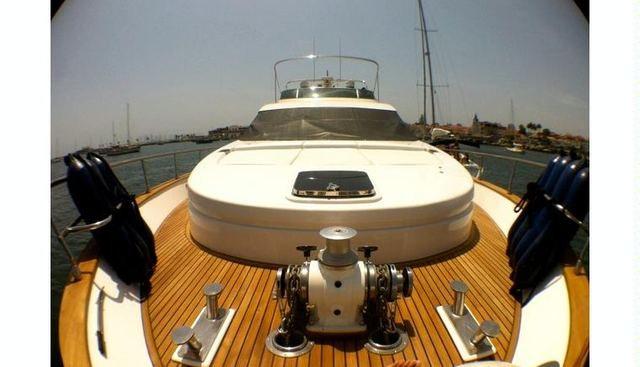 CAP TIME Charter Yacht - 7