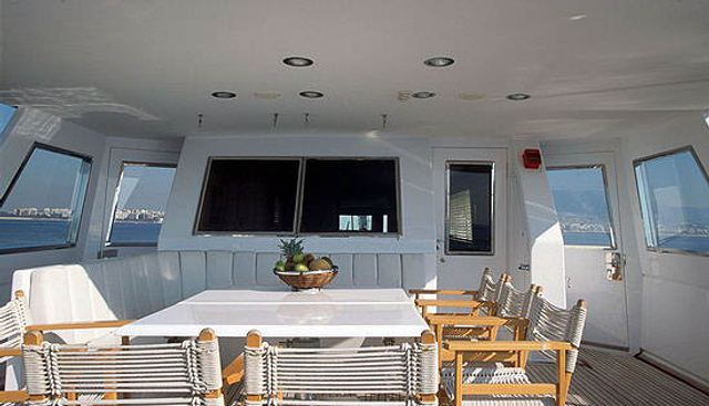 Allahou Charter Yacht - 5