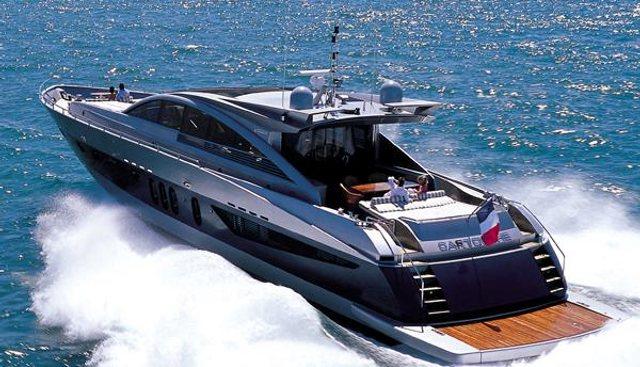 Shenu Charter Yacht - 3