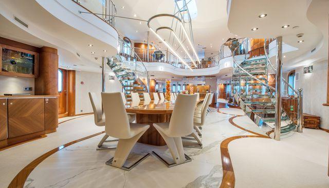 Sherakhan Charter Yacht - 6