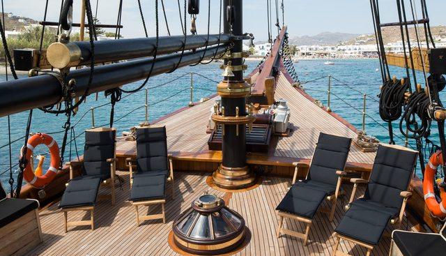 Prince Of Athens Charter Yacht - 3