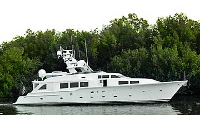 Orion Zephyr Charter Yacht