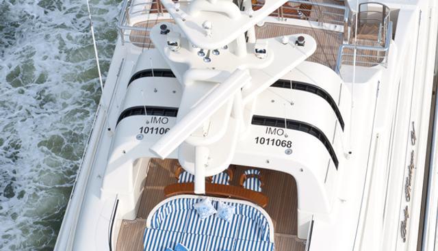 Lady Kathryn V Charter Yacht - 6