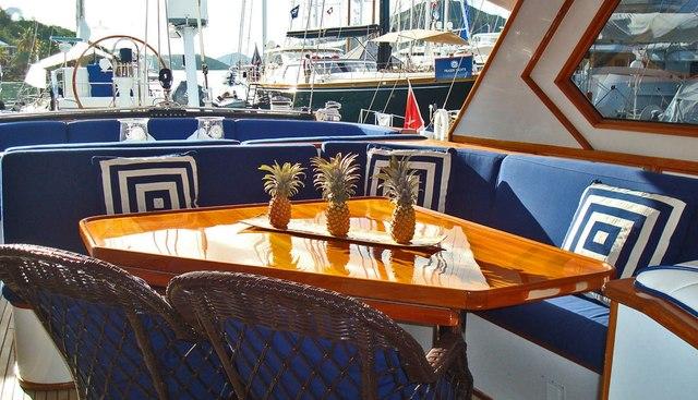 Caldera Charter Yacht - 4