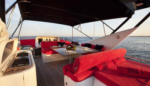 Jina I Charter Yacht - 7