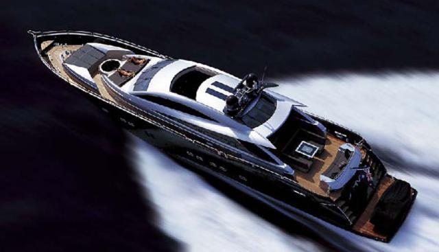 Mariya Charter Yacht