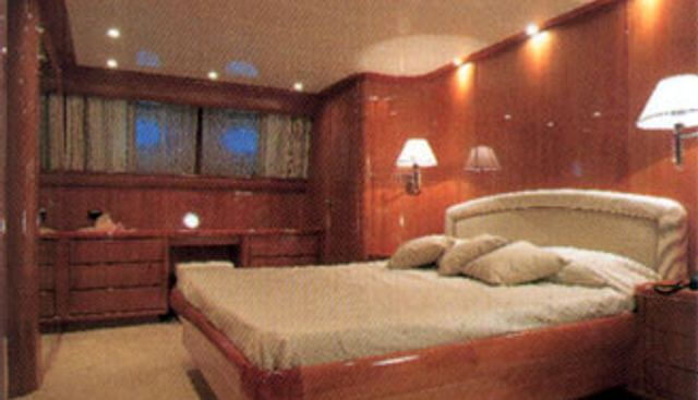 Fizzy Charter Yacht - 5
